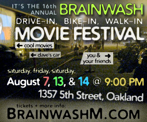 Brainwash Movie Festival